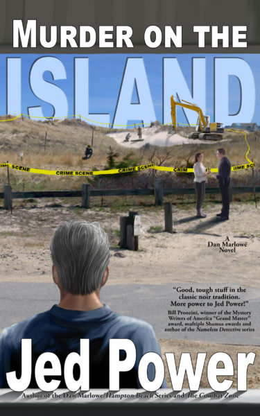 Murder on the Island: A Dan Marlowe Novel (Book 5)