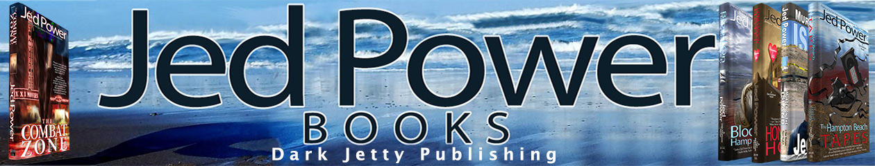 Jed Power Books